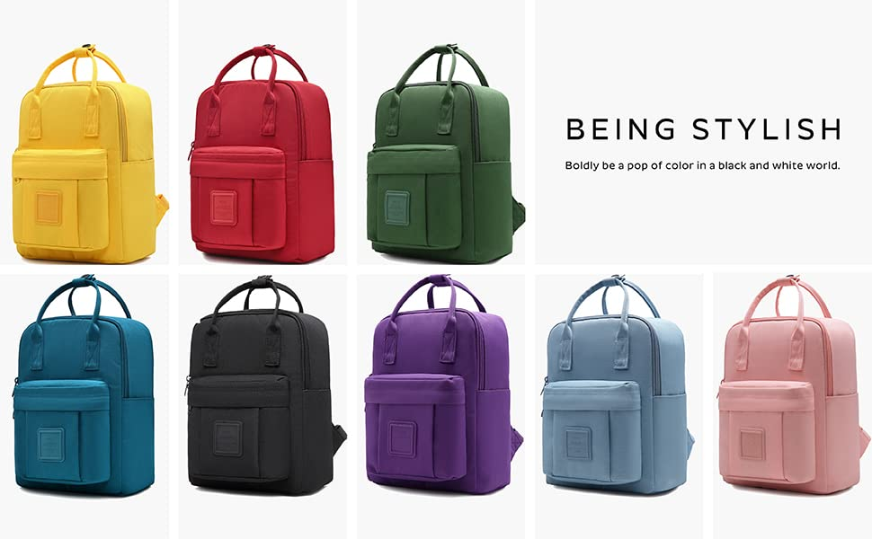 colorful mini travel backpack hotsyle bestie 12