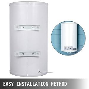 90 L elektrische boiler