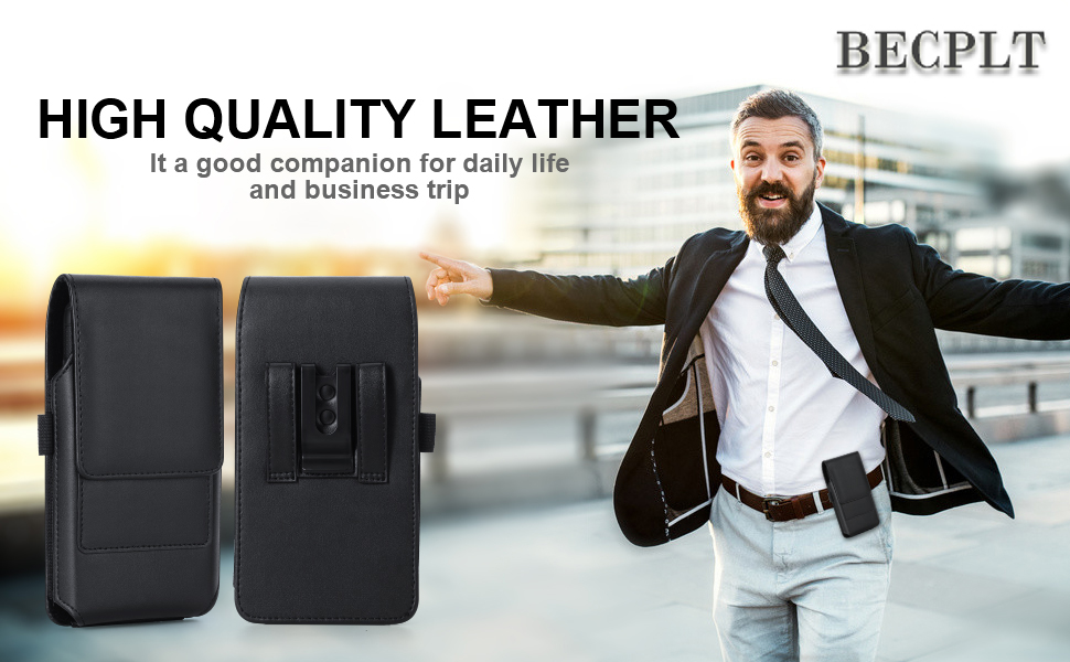 BECPLT HIGH QUALITY Leather