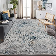 top view area rug