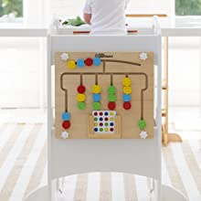 Education Board, Learning Board, Little Partners Add On, Montessori Board