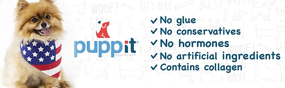 puppit-no artificial