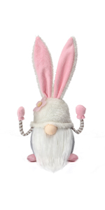 Pink Bunny 13 Inches