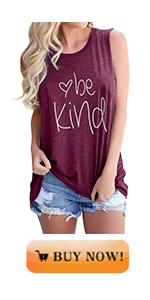 MODARANI Good Vibes Tank Top for Women Casual Sleeveless Shirts Rainbow Printed