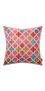Trendin Geometric Pillow Cover