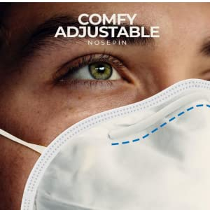 Adjustable Nose Pin for Comfort and Secure Fit