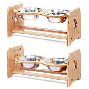 pet raised bowls