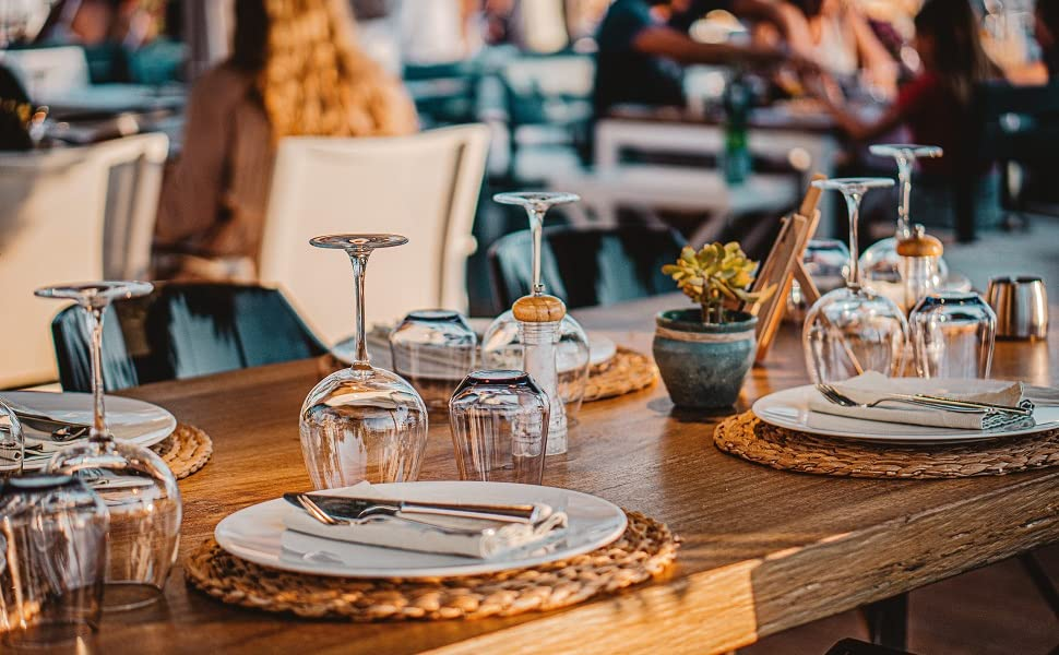 Napkin Holders for Tables