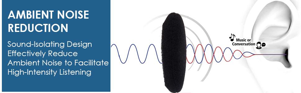headphone replacement cushion