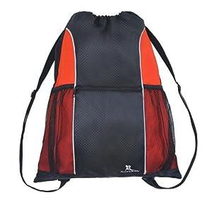 Travel bag, drawstring bag, Running Buddy, Gym bag, ZOORON
