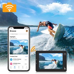 WiFi + APP Kontrolü