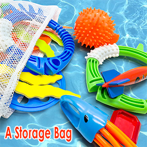 diving toys