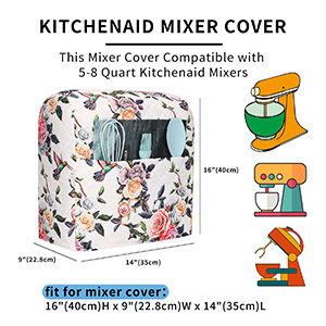 Stand Mixer Size