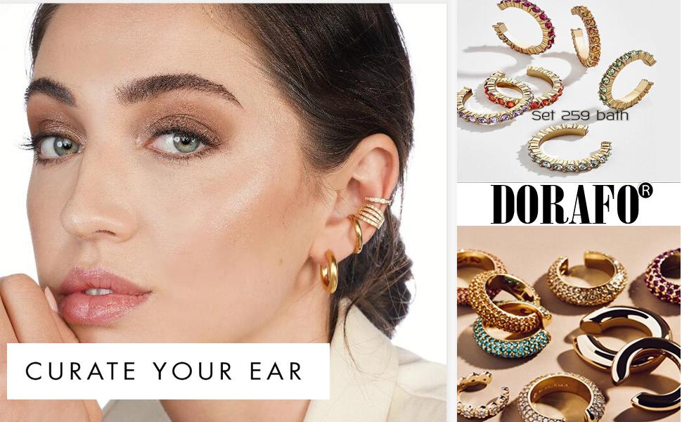 Conch Earrings