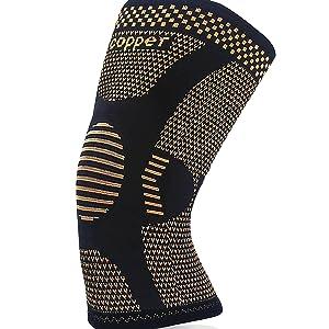 copper knee brace