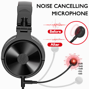 noise reduction microphone