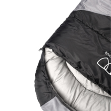 Gold armour sleeping bag