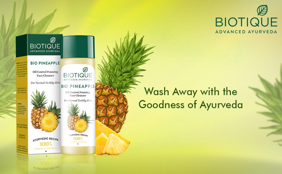 BIo Pineapple Cleansing
