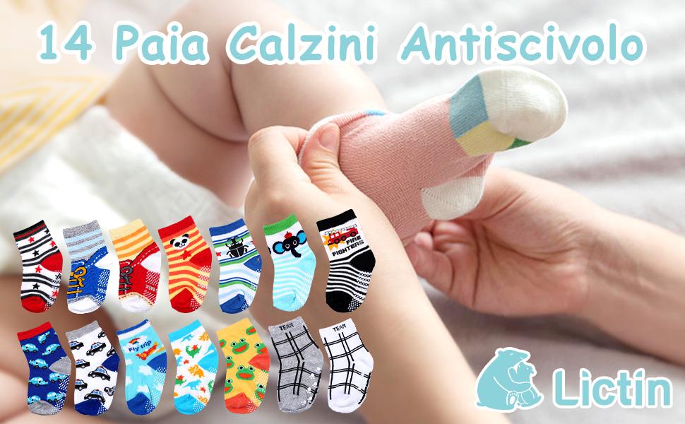 Ragazzo Calzini Antiscivolo Bambino