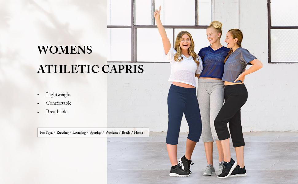 loose capri pants