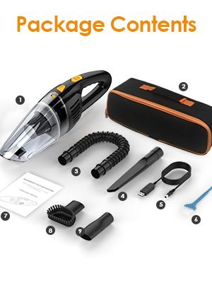Handheld Vacuum Cleaner Cordless