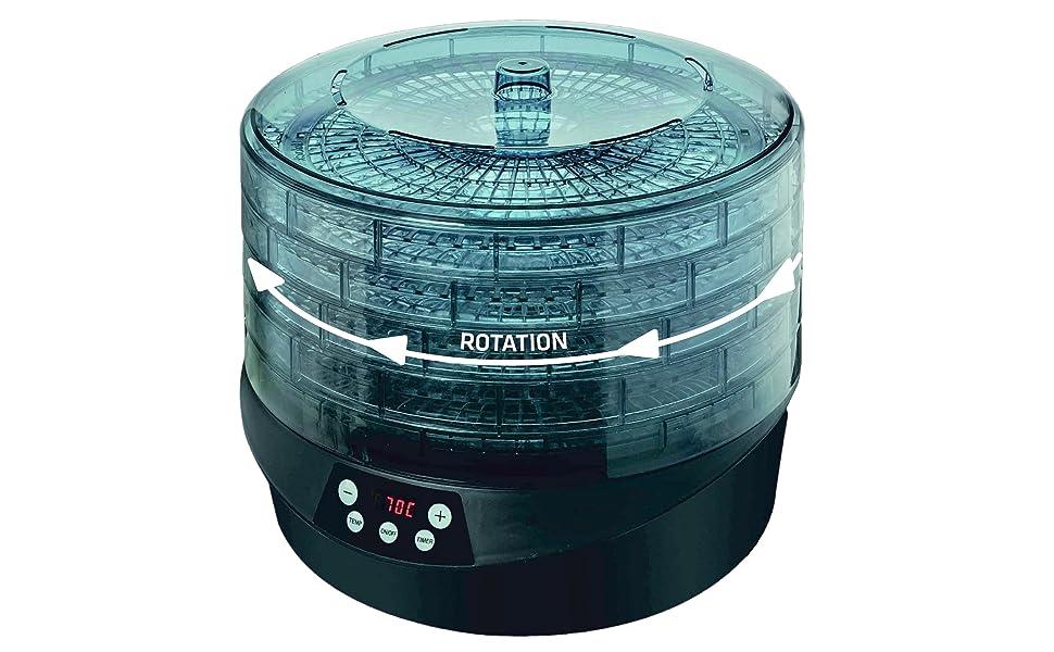 Roto Dry + Maxxo Déshydrateur rotatif