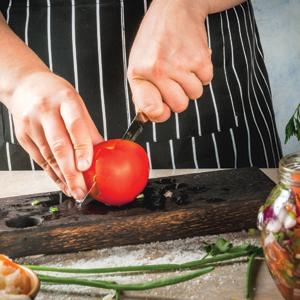 Handmade small batch salsa