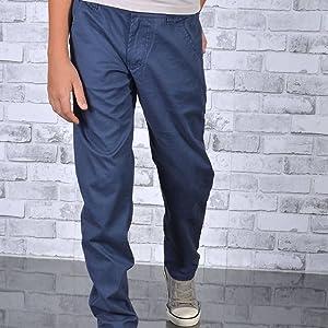 Pantalones de tela para niños, elásticos, skinny, de lino y algodón, pantalones cortos para niña