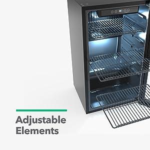 Adjustable Elements