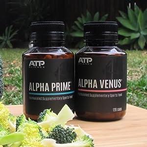 Alpha Prime Alpha Venus Broccoli Vitamin Stack Balanced Hormones Estrogen Dominance Blocker