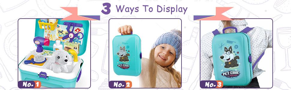 juguetes veterinarios para niños