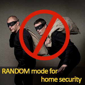 Anti-theft mode