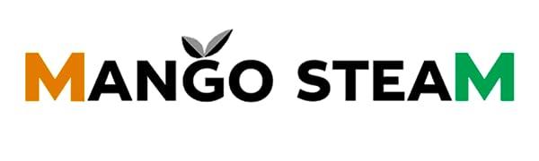 Mango Steam Colored Logo