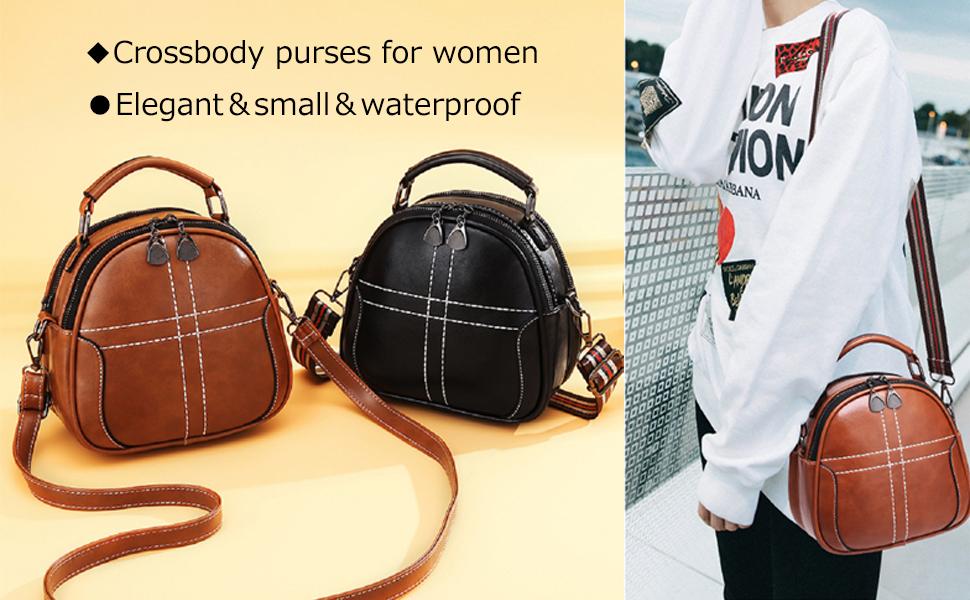 Crossbody Bags for Women Small Purses