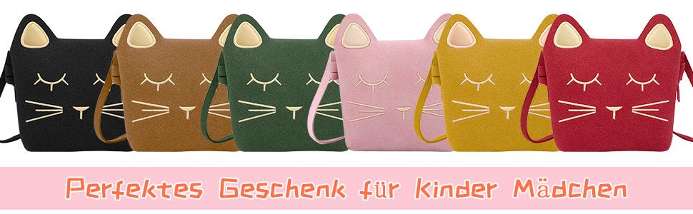 Kinder Katzentasche