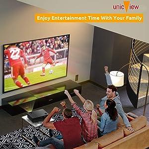 proyector para futbol, proyector para el mundial, proyectores 4k, proyector de cine, proyector uhd