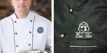 Customized Chef Jacket