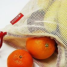 muslin small 6 pack linen drawstring bag