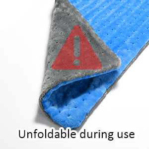 Unfoldable during use