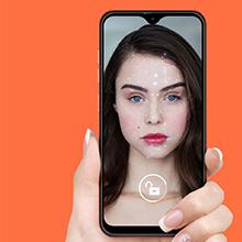 face unlocked phone