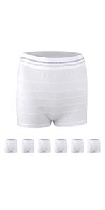 mesh postpartum underwear