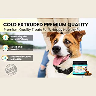 MoxsuScience pet care treats chews for dogs