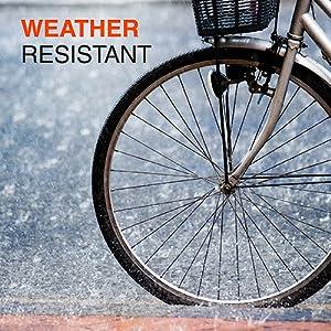 seatylock viking bicycle lock weather resistant