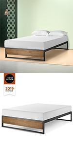 IRPF Bed Frame Comparison