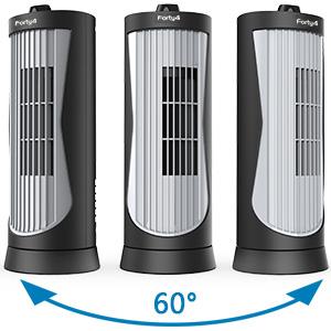 small tower fan
