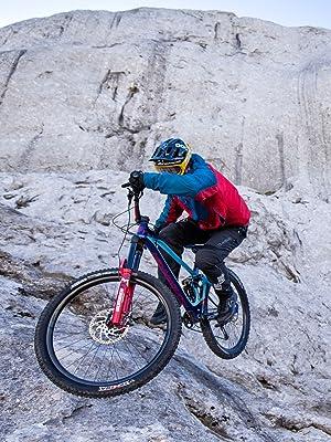 1x MTB Bike Downhill handlebar Riser Bar rise up 35mm bycle handlebar 31.8*720mm