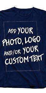 camiseta de manga larga personalizada