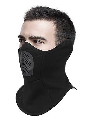 Half Balaclava Face Mask