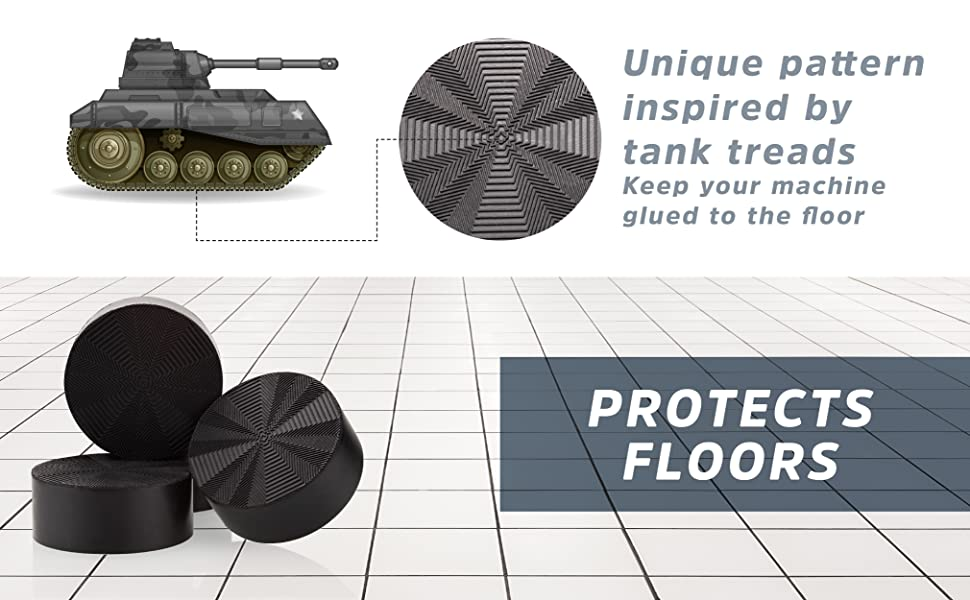 protects floors