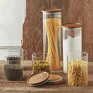 Glass Jar Group Shot